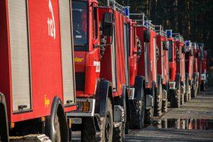 πυροσβεστικά οχήματα - αντιπυρική περίοδος